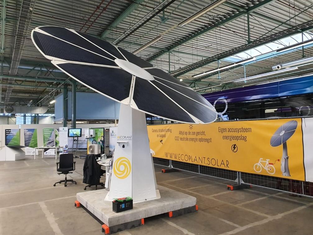 Smart grid ecoplant
